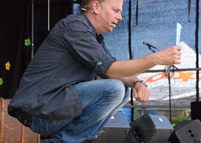 Markus Maria Enggist in HALBI SCHUEH (Foto: Sara Gysin)